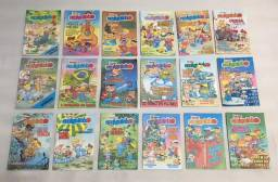 Lote Revistas Nosso Amiguinho (1984/1989)