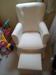Vendo cadeira de amamentação