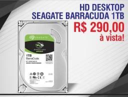 Disco Rígido Interno Seagate Barracuda St1000dm010 1tb