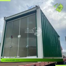 Projetos em 15m² em container