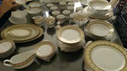Aparelho de jantar de porcelana Nunca Usado