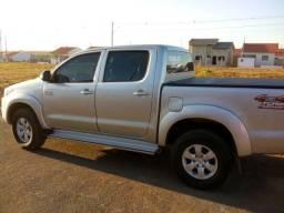 Hilux 2010 automática diesel - 2010