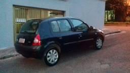 Renault Clio 2003 4portas trava elétrica alarme - 2003