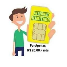 Internet vivo ilimitada