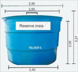 Caixa deposito de água 10 mil litros