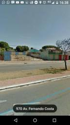 Imóvel Comercial- Lote na Av. Fernando Costa - Jaiara - 570m²- Investidores - Anápolis-GO