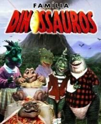 Dvds familha dinossauro