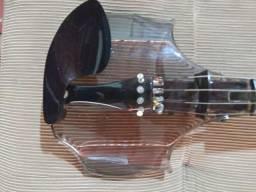 Violino Elétrico Atelier Profissional Cor Rara! Barato!!