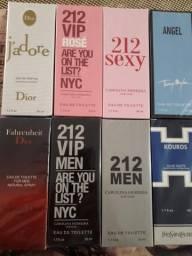 Perfumes importados masculinos e femininos melhor preço de Juiz de fora