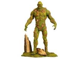 Action Figure Mattel Dc Universe Sdcc Swamp Thing Boxset
