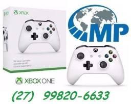 Controle de Xbox One X e One S P2! Branco!! Loja / Garantia / Melhor preço é aqui ! op.12x
