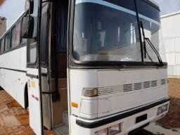 Onibus Scania 1991 sem motor - barbada - 1991