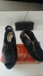 Sapato de COURO LEGÍTIMO Feminino!!!