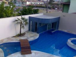 Sua casa pronta para as festas de fim de ano com uma linda piscina