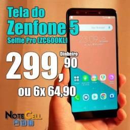 Tela Zenfone 5 Selfie Pro