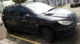 Peugeot sw 2005 - 2006