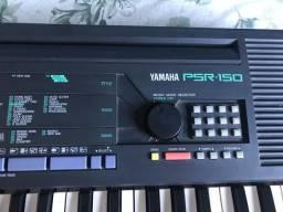 Teclado Yamaha - parcelo no cartão
