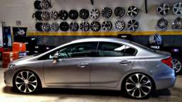 Honda Civic - É Parcelas - 2013
