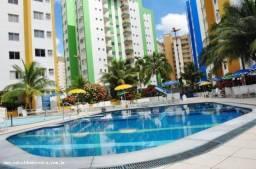 Apartamento 2 quartos para temporada em caldas novas, aguas da serra, 2 dormitórios, 1 suí