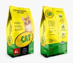 Granulado higienico p/ gatos