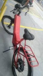 Bicicleta elétrica 48 v