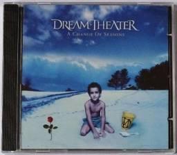 Clássico álbum do Dream Theater importado