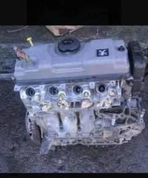 Título do anúncio: Motor peugeot 206 207 c3 1.4