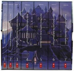 Coleção Harry Potter em inglês