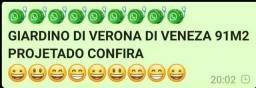 Título do anúncio: Giardino Di Verona Veneza d644 liga 9 8 7 4 8 3 1 0 8 Diego9989f