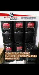 Balde óleo lubrificante 15w40 ci4 original ford