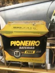 Título do anúncio: Baterias PIONEIRO 45ah