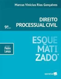 Livro Processo Civil Esquematizado