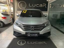 Honda CRV 2012 LX automático lindo carro