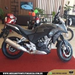 Honda CB 500X Gasolina 2014-2015 Preto