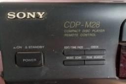 Aparelho de CD Player Sony