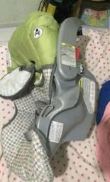 Vendo bebê conforto importado virá cadeirinha de carro também ele tem um suporte