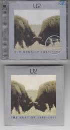U2 - The Best of 1990-2000 & The B-Sides [Edição Especial Limitada Numerada CD Duplo & DVD