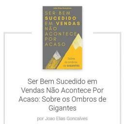 Livro prático sobre VENDAS. https://amz.onl/59Ngzfk