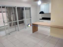 Apartamento com 2 dormitórios à venda, 65 m² por R$ 330.000,00 - Serrinha - Goiânia/GO