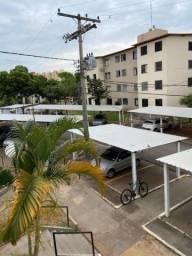Apartamento com 3 dormitórios para alugar, 65 m² por R$ 750/mês - Jardim Marambá - Bauru/S