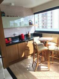 Apartamento com 4 dormitórios à venda, 104 m² por R$ 425.000,00 - Setor Negrão de Lima - G