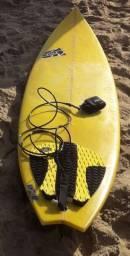 Prancha  de surf Skull surfboard  6,1