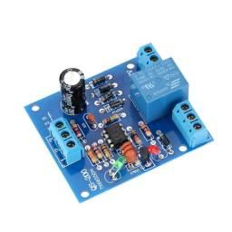 Módulo Controlador do Nível Água Sensor Detecção 9v-12v Ac/dc