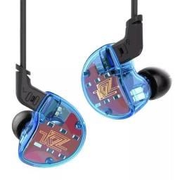 Fone Kz zs10 10drives para retorno de palco fones monitor