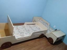 2 Camas infantis+ colchões