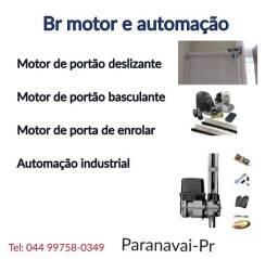 MOTOR DE PORTÃO