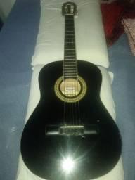 Sem queimar vela ,so interessados violão madrid R$100