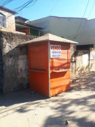 Quiosque para chaveiro ou manutenção de celulares