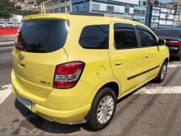 Spin 2015 ex táxi com gnv Nova de tudo !