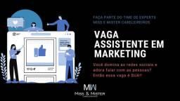 Assistente Marketing